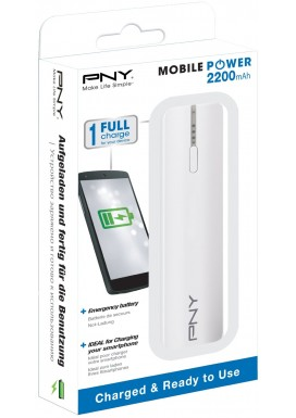 PNY POWER BANK 2200 mAh